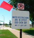 California Water Water Restrictions Tighten