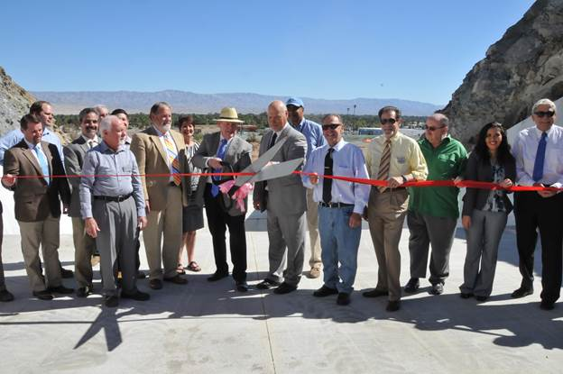 Eagle Canyon Dam Completion