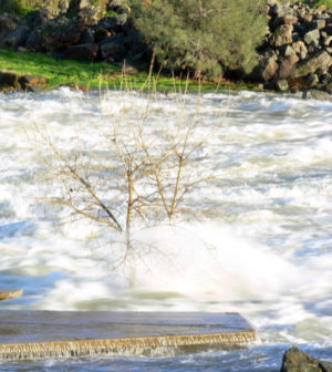 Use of Oroville's Main Spillway Likely Due to Incoming Storms